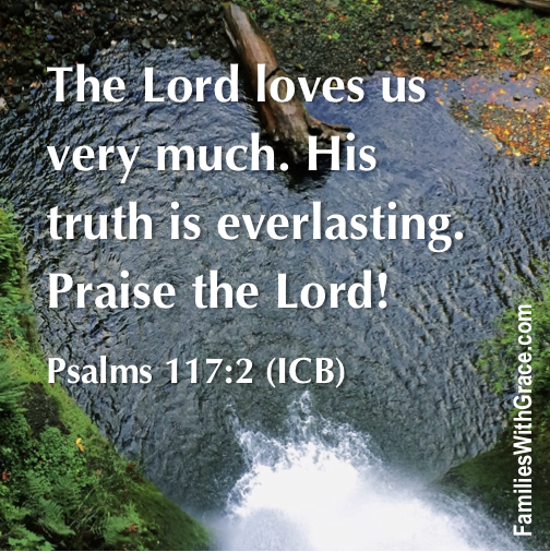 This growing collection of Bible verses is great for children! #Bible #BibleVerses #Truth #TruthTuesday #BibleVersesForKids #ChildrensMinistry #MemoryVerse #MemoryVerses
