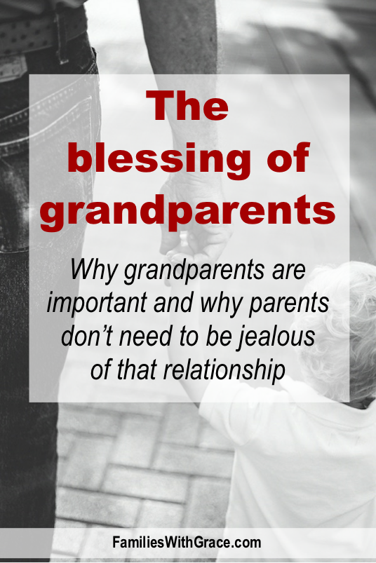 The blessing of grandparents