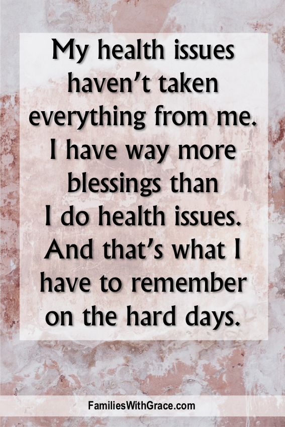 10 Lessons learned from having chronic illnesses