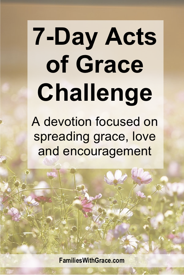 Acts of Grace Challenge