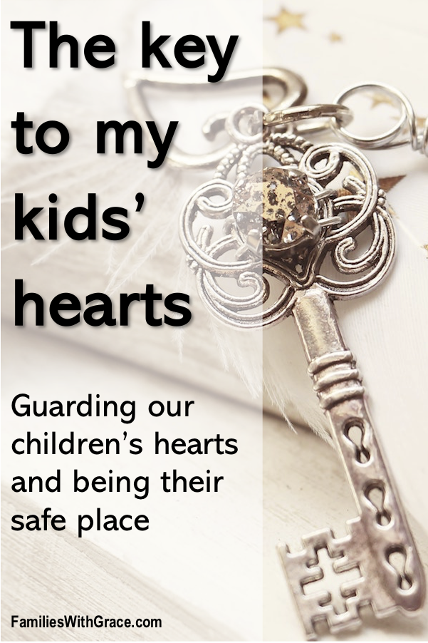 The key to my kids' hearts
