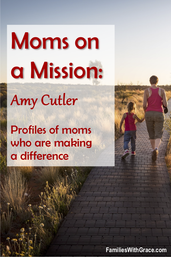 Moms on a Mission: Amy Cutler