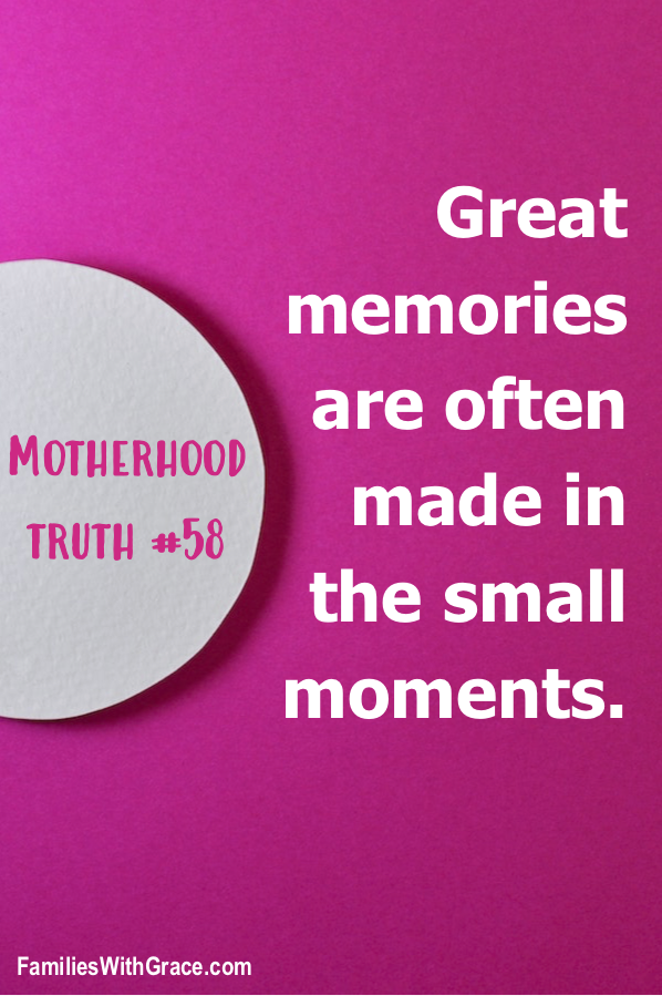 60 Motherhood truths