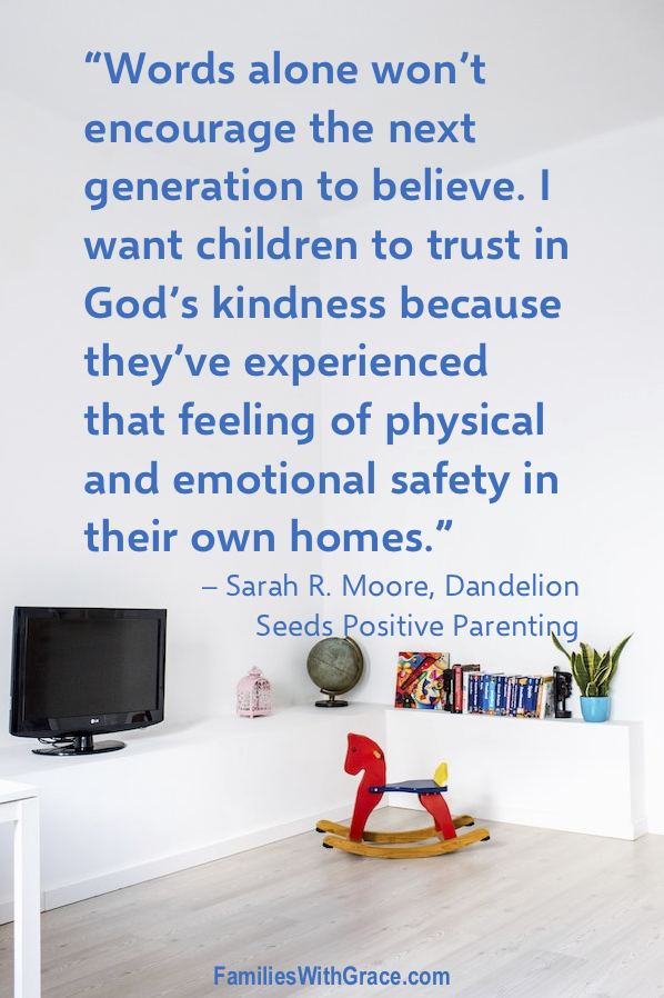 Moms on a Mission: Sarah R. Moore