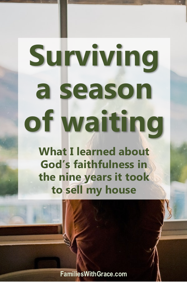 Surviving a season of waiting