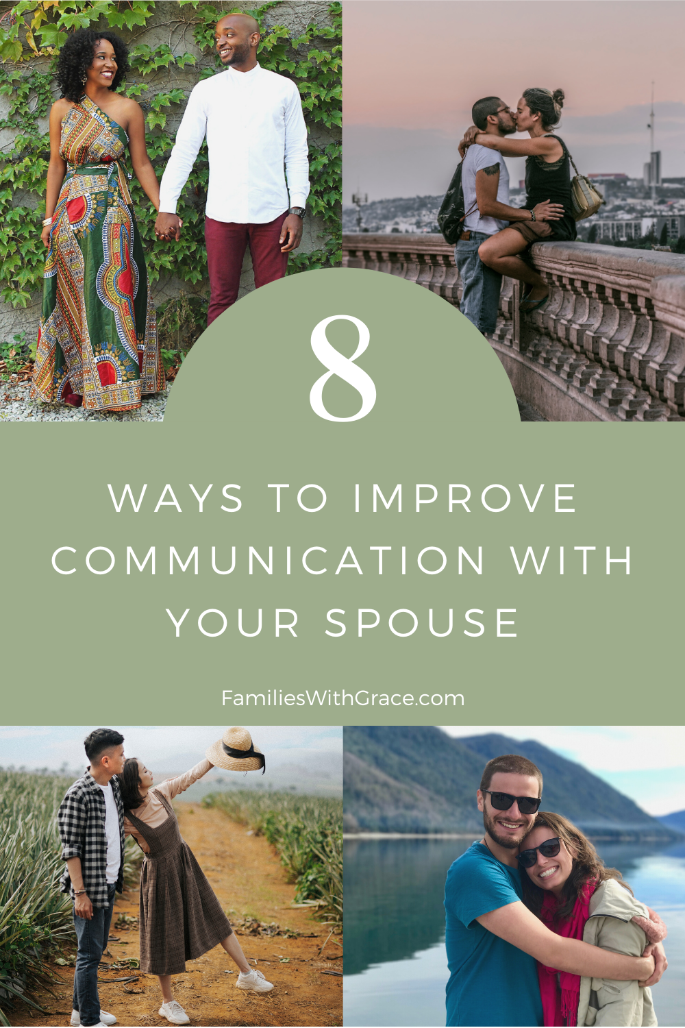 8 Ways to improve communication in your marriage