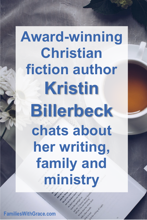Moms on a Mission: Kristin Billerbeck