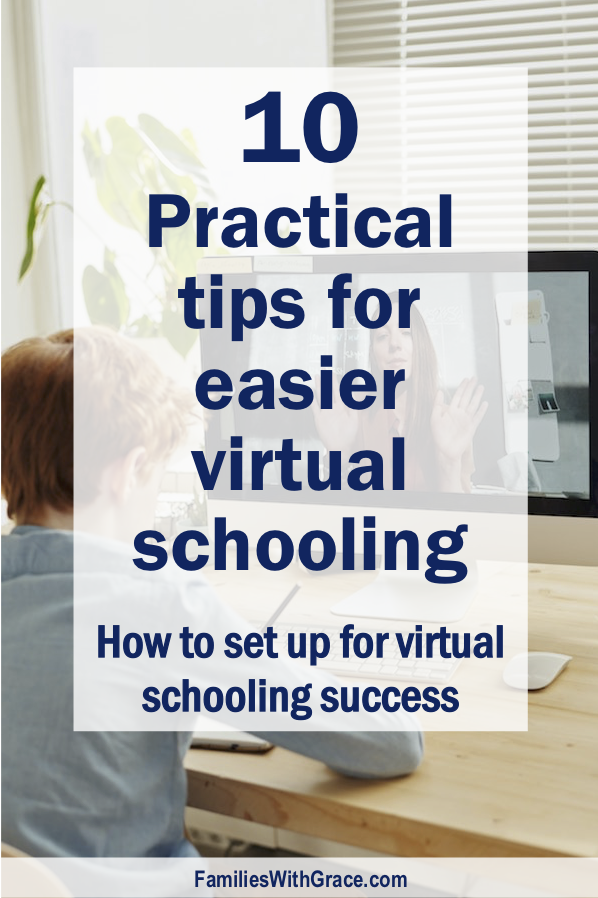 How to set up for virtual schooling success