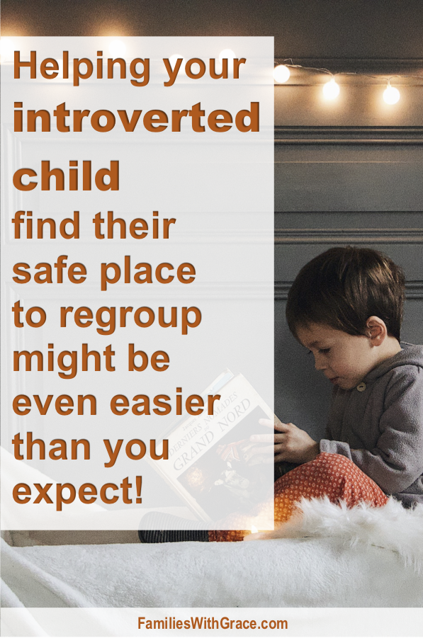 The unexpected safe space for introverted children
