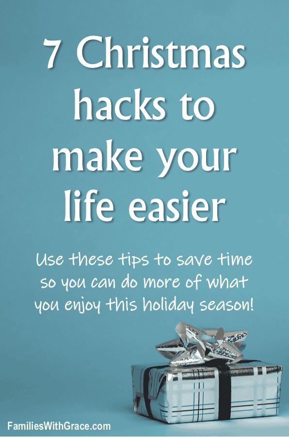 7 Christmas hacks to make your life easier