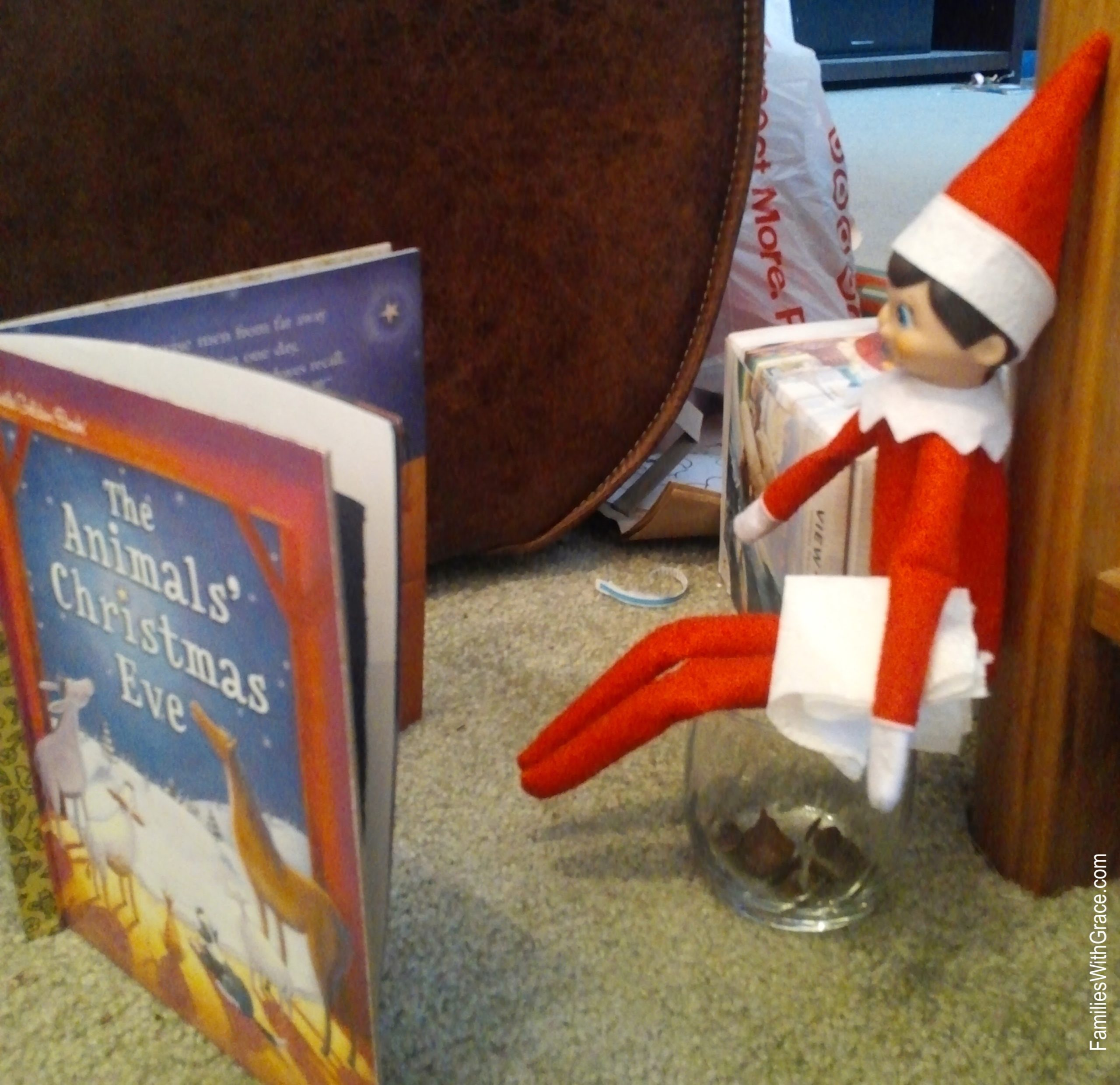 14 Ways we made Elf on the Shelf work for our family