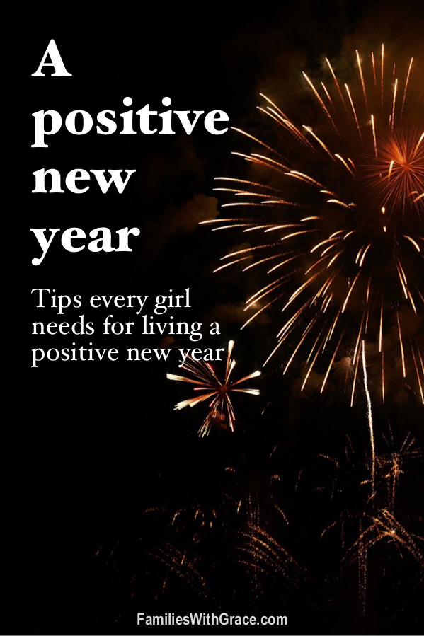 A positive new year