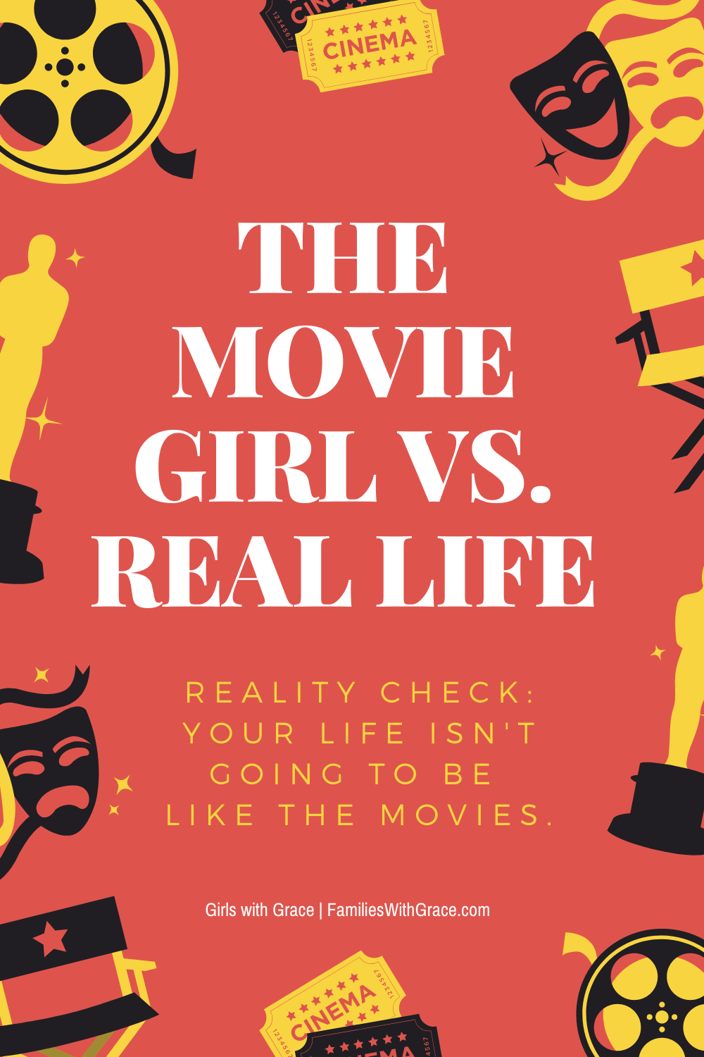 The movie girl vs. real life