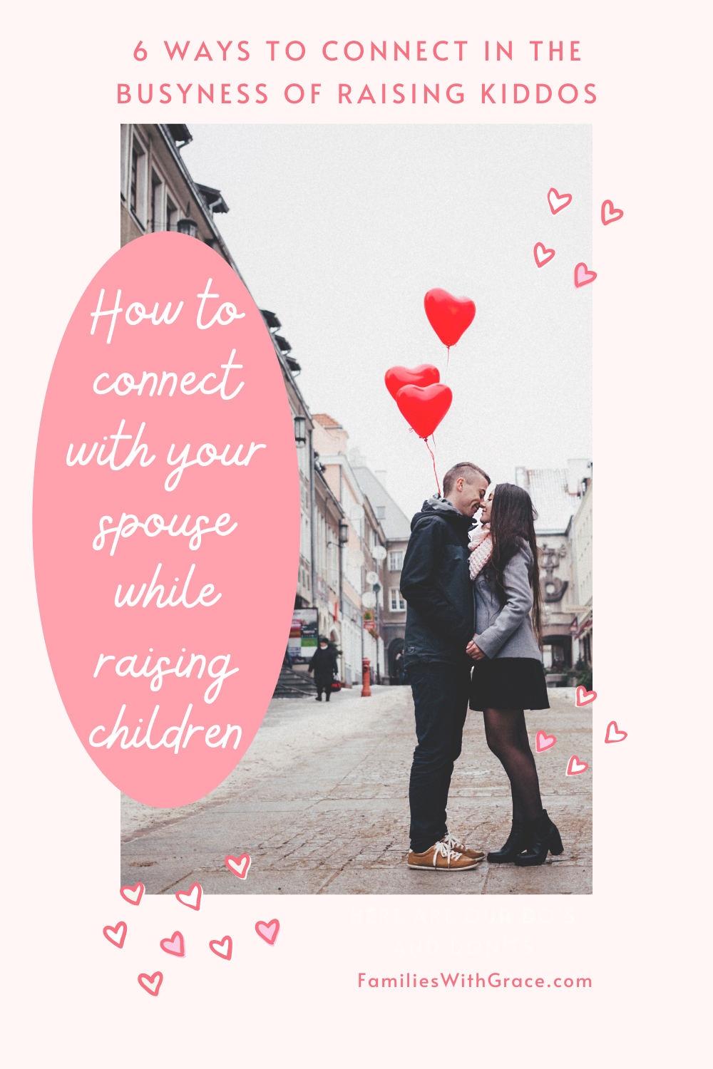 How to connect with your spouse while raising children