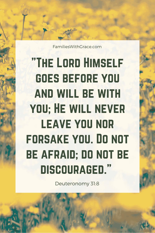 When I fail God, He remains faithful