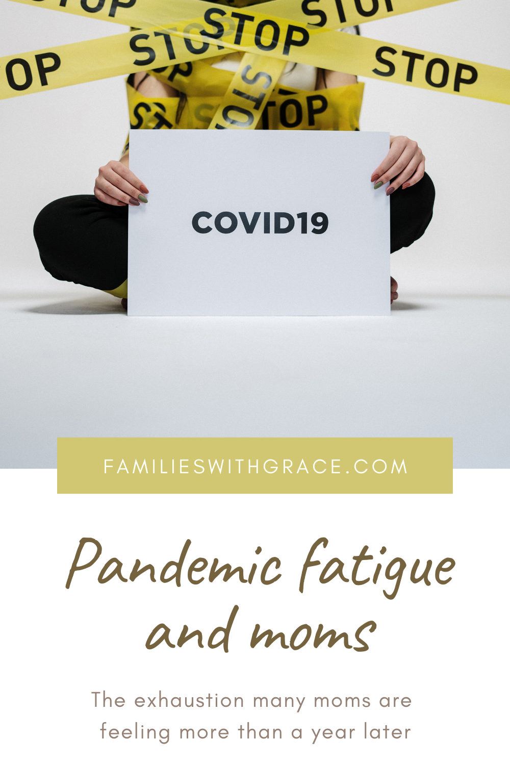 Pandemic fatigue and moms