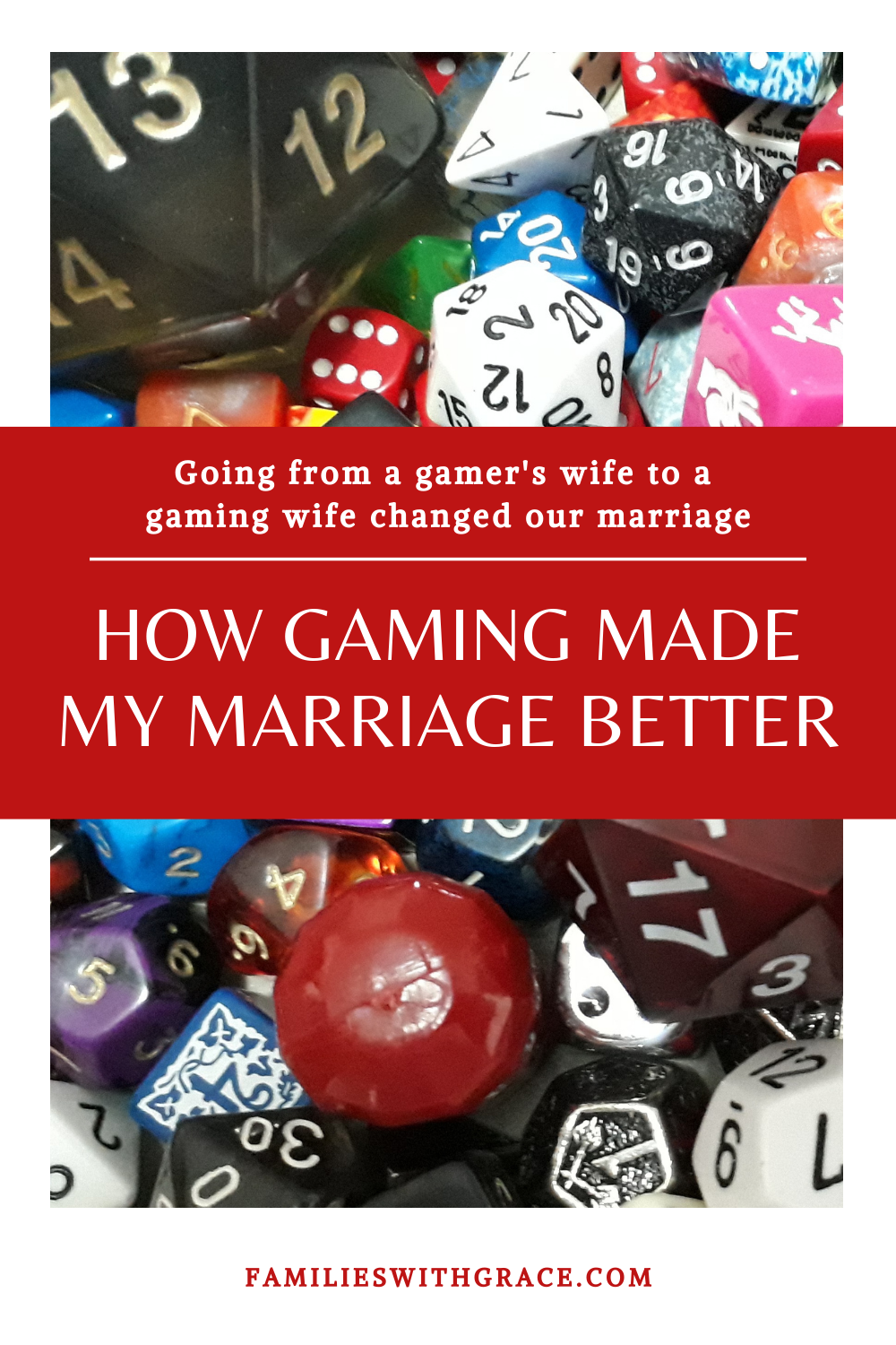How gaming made my marriage better