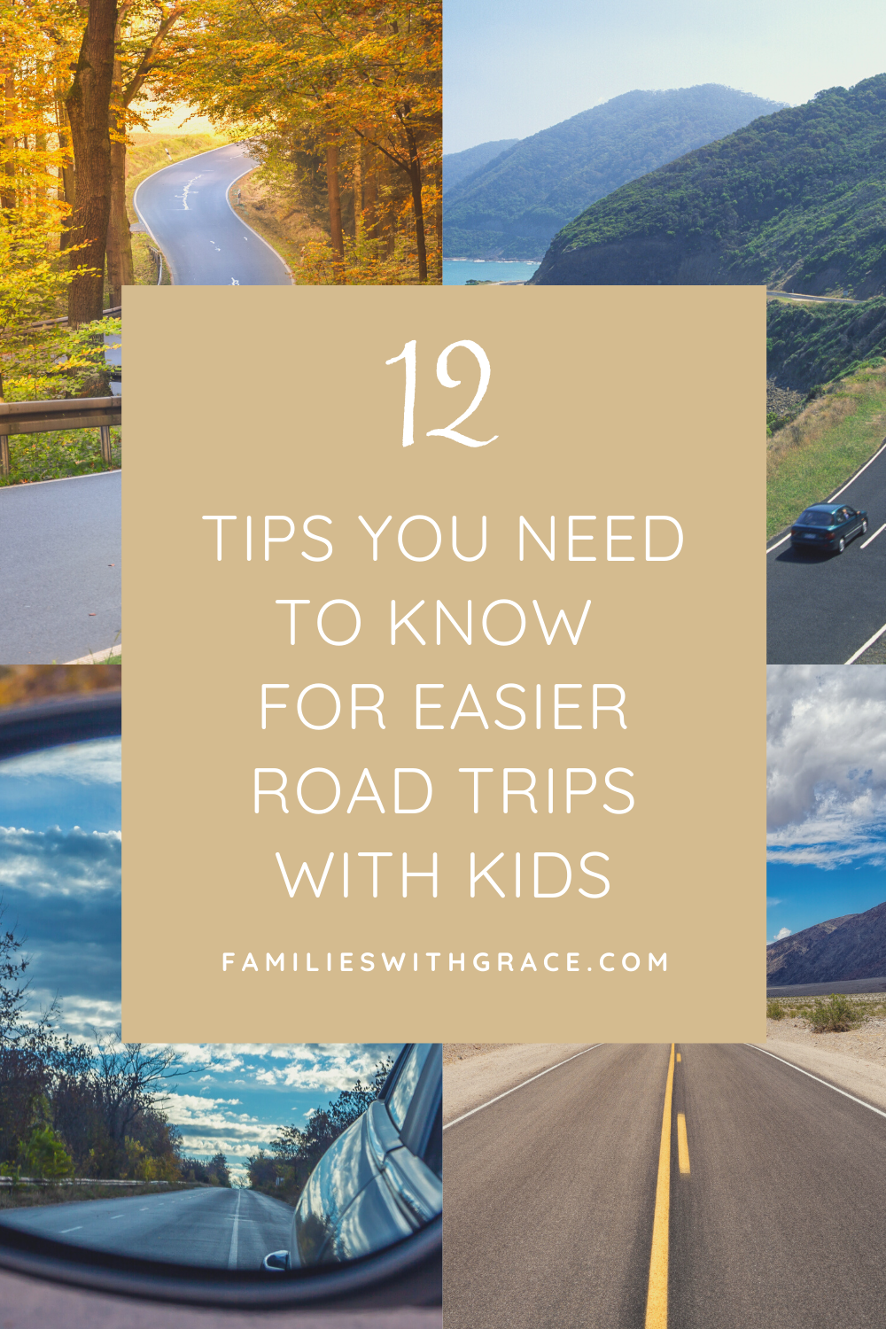 Tips you need for road trips with kids
